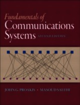 Fundamentals Of Communication Systems - Proakis, John G./ Salehi, Masoud - ISBN: 9780133354850