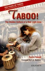 Taboo! - Saeed, Fouzia (national Institute Of Folk And Traditional Heritage) - ISBN: 9780199062799