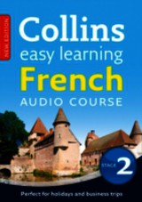 Easy Learning French Audio Course - Stage 2: Language Learning The Easy Way With Collins - Collins Dictionaries - ISBN: 9780007521531