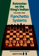 Kotronias On The Kings Indian: Volume I - Kotronias, Vassilios - ISBN: 9781906552503