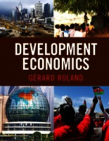 Development Economics - Roland, Gerard (university Of California, Berkeley, Usa) - ISBN: 9780321464484