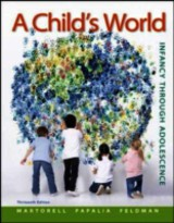 Child's World: Infancy Through Adolescence - Feldman, Ruth Duskin; Martorell, Gabriela; Papalia, Diane E. - ISBN: 9780078035432