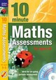 Ten Minute Maths Assessments Ages 5-6 - Brodie, Andrew - ISBN: 9781408110638