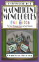Magnificent Monologues For Teens - Stevens, Chambers - ISBN: 9781883995119