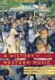 History Of Western Music - Burkholder, J. Peter; Grout, Donald Jay; Palisca, Claude V. - ISBN: 9780393918298