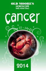 Old Moore's Hororscope And Astral Diary Cancer 2014 - W. Foulsham & Co. Ltd. (COR) - ISBN: 9780572044077