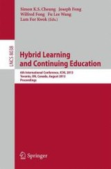 Hybrid Learning And Continuing Education - Cheung, Simon K. S. (EDT)/ Fong, Joseph (EDT)/ Fong, Wilfred (EDT)/ Wang, Fu Lee (EDT)/ Kwok, Lam For (EDT) - ISBN: 9783642397493