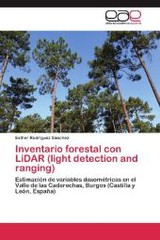 Inventario Forestal Con Lidar (light Detection And Ranging) - Rodríguez Sánchez, Esther; Rodr Guez S Nchez, Esther - ISBN: 9783659014390