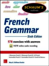 Schaum's Outline Of French Grammar - Coffman Crocker, Mary E. - ISBN: 9780071828987