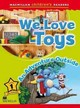 Macmillan Children's Readers - We Love Toys - An Outside Adventure - Level 1 - Shipton, Paul - ISBN: 9780230443655