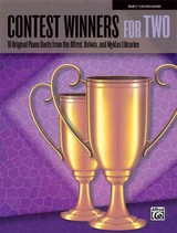 Contest Winners For Two, Book 5 - Alfred Publishing (COR) - ISBN: 9780739099711