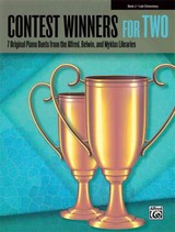 Contest Winners For Two, Book 2 - Alfred Publishing (COR) - ISBN: 9780739099681