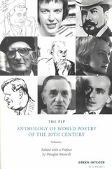 Pip Anthology Of World Poetry Of The 20th Century - Messerli, Douglas (EDT)/ Project for Innovative Poetry (COR) - ISBN: 9781892295477