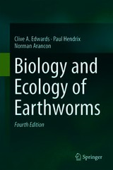 Biology And Ecology Of Earthworms - Dumanig, Francisco; Arancon, Norman Q.; Hendrix, Paul F.; Edwards, Clive A. - ISBN: 9780387749426