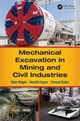 Mechanical Excavation In Mining And Civil Industries - Balci, Cemal; Copur, Hanifi; Bilgin, Nuh - ISBN: 9781466584747