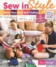 Sew In Style: Make Your Own Doll Clothes - Hentzell, Erin - ISBN: 9781607057956