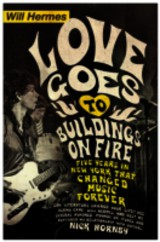Love Goes To Buildings On Fire - Hermes, Will - ISBN: 9780241003756