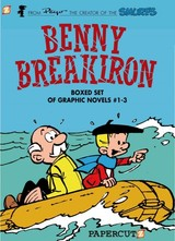 Benny Breakiron Boxed Set: Vol. #1-4 - Peyo - ISBN: 9781597077422