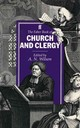 Faber Book Of Church And Clergy - Wilson, A.n. - ISBN: 9780571169757