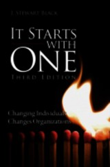 It Starts With One - Black, J. Stewart; Gregersen, Hal B. - ISBN: 9780133407303