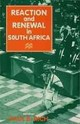 Reaction And Renewal In South Africa - ISBN: 9780333642511