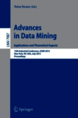 Advances In Data Mining: Applications And Theoretical Aspects - Perner, Petra (EDT) - ISBN: 9783642397356