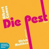 Die Pest, Audio-CD - Camus, Albert - ISBN: 9783869741536