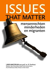 Issues that matter - Paul Minderhoud; Sandra Mantu; Elspeth Guild; Kees Groenendijk - ISBN: 9789462400511