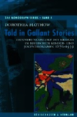 Told in Gallant Stories - Flothow, Dorothea - ISBN: 9783826034978