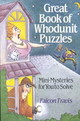 Great Book Of Whodunit Puzzles - Travis, Falcon - ISBN: 9780806903484