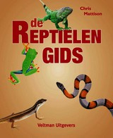 De reptielengids - Chris Mattison - ISBN: 9789048309610