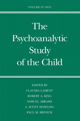 Psychoanalytic Study Of The Child - Lament, Claudia (EDT)/ King, Robert A. (EDT) - ISBN: 9780300195859