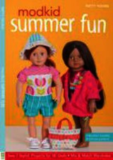 Modkid Summer Fun - Young, Patty - ISBN: 9781607059325