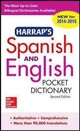 Harrap's Spanish And English Pocket Dictionary - Harrap's - ISBN: 9780071814461