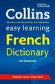 Easy Learning French Dictionary - Collins Dictionaries - ISBN: 9780007530960