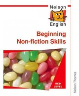 Nelson English - Red Level Beginning Non-fiction Skills - Jackman, John; Wren, Wendy - ISBN: 9780174248057