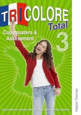 Tricolore Total 3 Copymasters And Assessment - Mascie-taylor, Heather; Spencer, Michael; Honnor, Sylvia - ISBN: 9781408515167