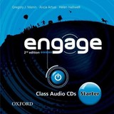 Engage: Starter: Audio Cds (x2) - ISBN: 9780194537544