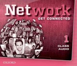 Network: 1: Class Audio Cds - Hutchinson, Tom/ Sherman - ISBN: 9780194671439