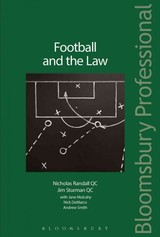Football And The Law - De Marco Qc, Nick - ISBN: 9781847668820