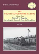 South Staffordshire Railway - Yate, Bob - ISBN: 9780853617174