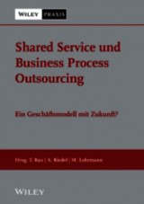 Shared Service Und Business Process Outsourcing - ISBN: 9783527507603