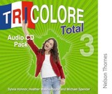 Tricolore Total 3 Audio Cd Pack - Spencer, Michael; Mascie-taylor, H; Honnor, S - ISBN: 9781408509807