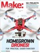 Homegrown Drones! - Make Books (COR) - ISBN: 9781449363772