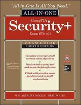 Comptia Security+ All-in-one Exam Guide, Fourth Edition (exam Sy0-401) - Conklin, Wm. Arthur; White, Greg; Williams, Dwayne; Cothren, Chuck; Davis, Roger L. - ISBN: 9780071841245