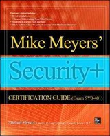 Mike Meyers' Comptia Security+ Certification Guide (exam Sy0-401) - Rogers, Bobby E.; Meyers, Mike - ISBN: 9780071836449