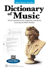 Dictionary Of Music - Harnsberger, Lindsey C. - ISBN: 9780739096352