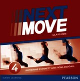 Next Move 4 Class Audio Cds - Beddall, Fiona; Stannett, Katherine - ISBN: 9781408293607