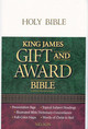 Kjv, Gift And Award Bible, Imitation Leather, White, Red Letter Edition - Thomas Nelson - ISBN: 9780840726889