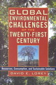 Global Environmental Challenges Of The Twenty-first Century - Lorey, David E. (EDT) - ISBN: 9780842050494